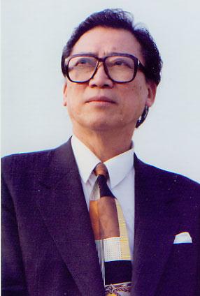 蕭泰然先生肖像